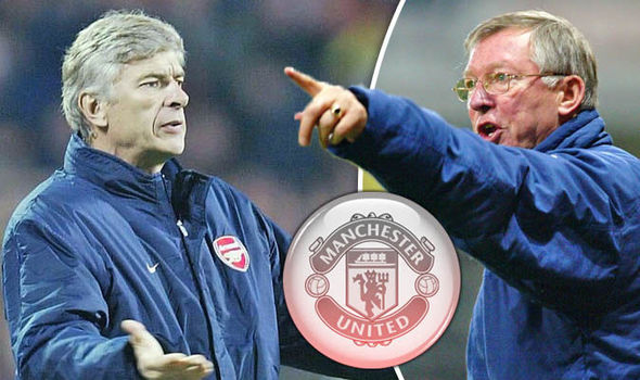 Manchester United approached Arsene Wenger as shock Sir Alex Ferguson replacement
