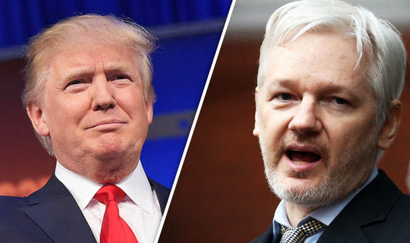 Julian Assange lawyers set to appeal to Donald Trump to end criminal probe