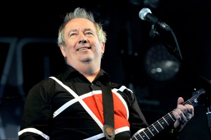 Buzzcocks singer Pete Shelley dies aged 63