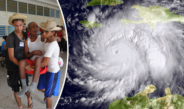 Hurricane Matthew kills two and more expected as catastrophic storm rages in Caribbean