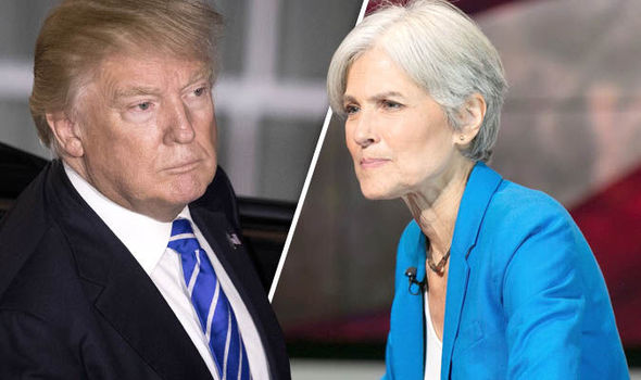 Will there be recounts in the US election? Could Jill Stein BLOCK President Trump?