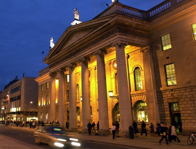 An Post seeking up to 300 redundancies as it considers move from GPO
