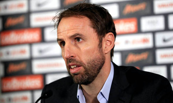 Gareth Southgate answers question on whether he wants to England job full-time