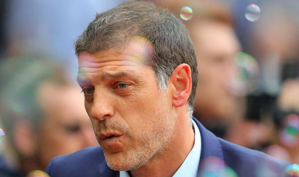 Slaven Bilic responds to talk over new West Ham contract
