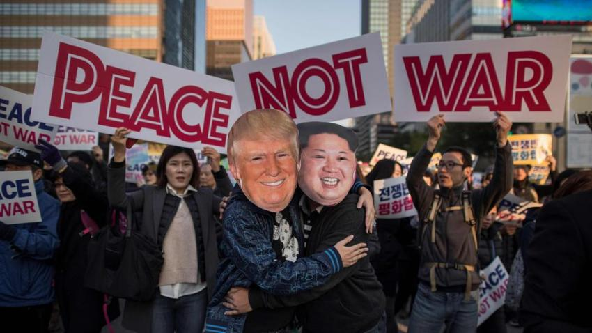 South Korean activist on US-North Korea summit: 'A first step to ending final Cold War conflict'