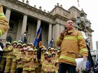 Firefighters vote on agreements