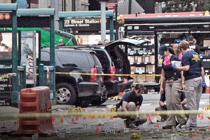 Ahmad Khan Rahami: Who is New York bomb suspect?