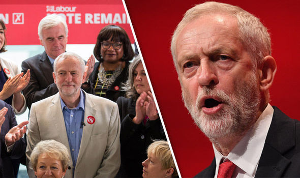 BREAKING: Labour whips resign following Jeremy Corbyn's cabinet reshuffle