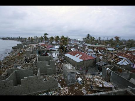 At least 300 dead in Haiti after Hurricane Matthew