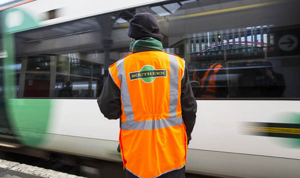 Southern Railway train drivers vote to STRIKE in run-up to Christmas and in New Year