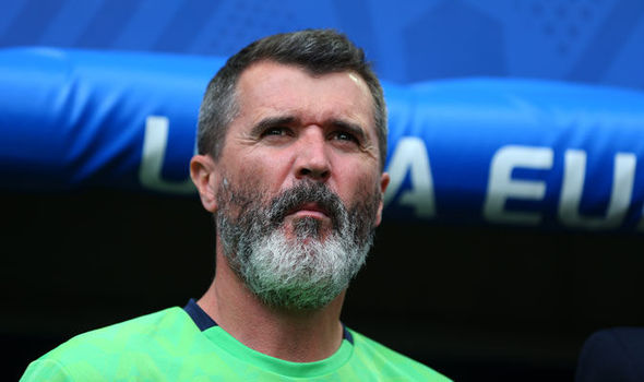 Roy Keane hits out at Everton boss Ronald Koeman: He's lucky to have Irish players