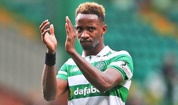 Lewis Holtby: Celtic must make most of Moussa Dembele...he'll be gone in the summer