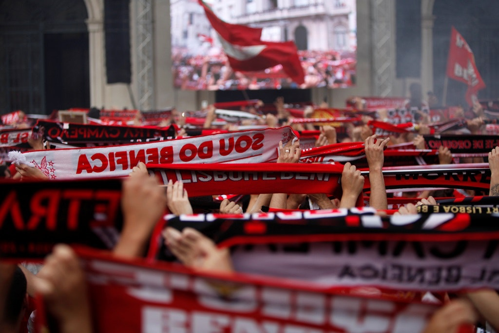 Benfica pede saída de juiz do Tribunal Arbitral do Desporto