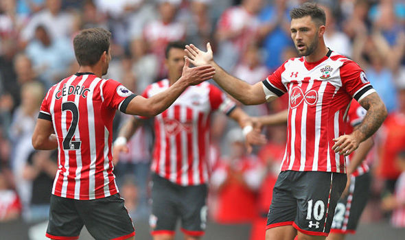 Southampton 1 - Swansea 0: Puel praises Austin after Saints sink Guidolin's men