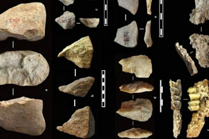 Primitive humans left Africa much earlier than thought