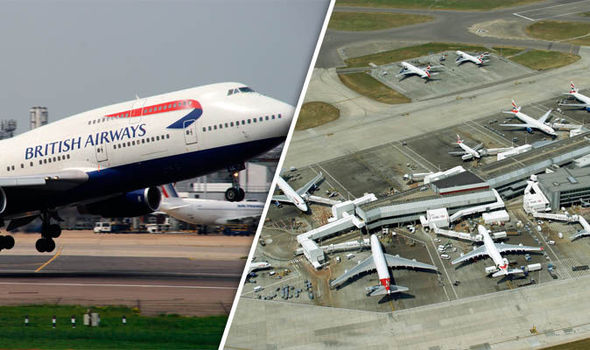 Heathrow expansion plans 'may break government's climate change laws'