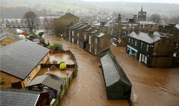 Almost one in ten homes built in England last year 'in areas at high risk of flooding'