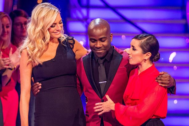 Melvin Odoom's 'unfair' Strictly departure sparks race row