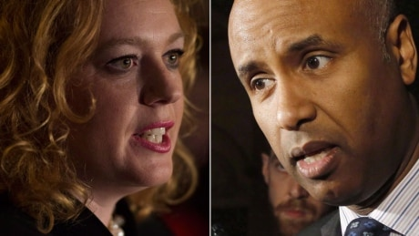 'Not Canadian': Hussen, MacLeod exchange sharp words over asylum seeker 'crisis'