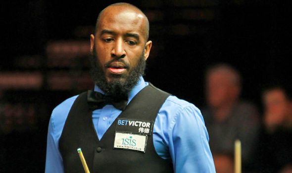Rory McLeod hits out at World Snooker for lack of black players ahead of UK Championship