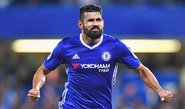 Chelsea injury worry: Diego Costa joins Spain squad with groin problem - reports