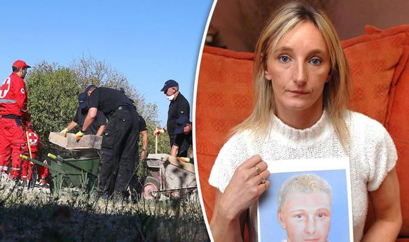 Clues in hunt for Ben Needham FOUND? Fabric similar to tot's t-shirt discovered in search
