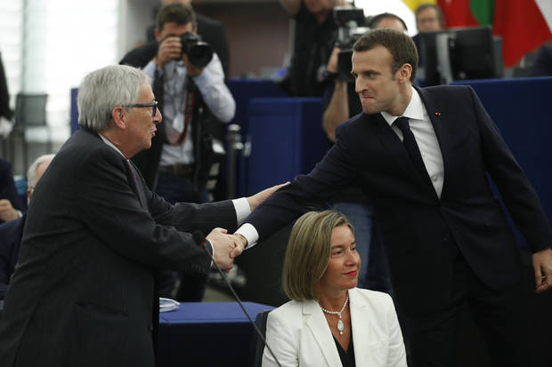 EU's Juncker warns of possible return to war in Balkans