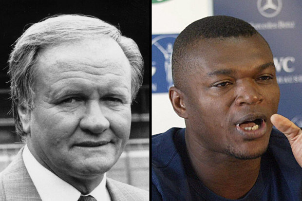 "Desailly remarks were ""idiotic, stupid and offensive"""