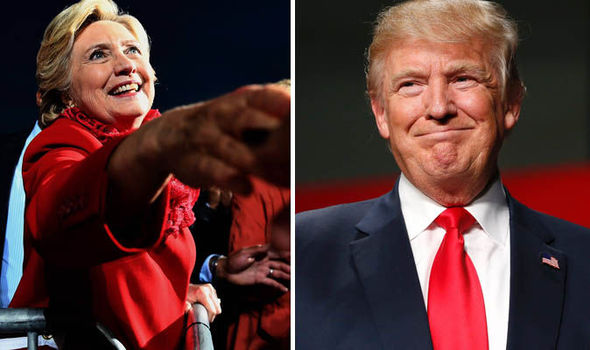 Hillary Clinton now MORE unpopular than Donald Trump amongst US voters, poll shows