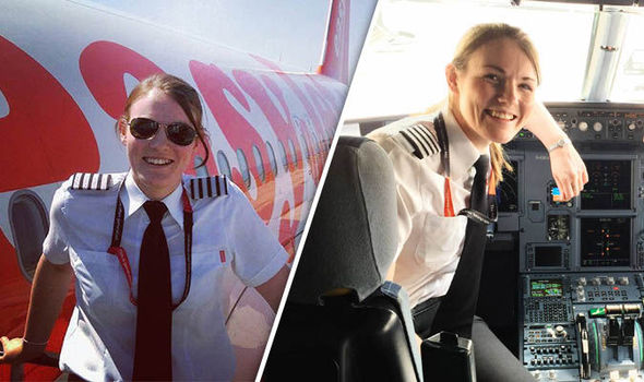 A 26-year-old has become the youngest commercial airline captain