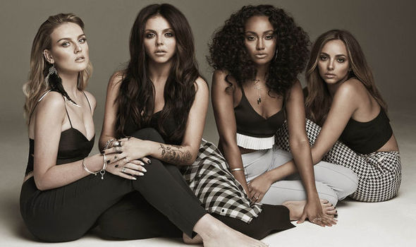 Little Mix - Shout Out To My Ex debuts at Number 1 on the Official Singles Chart