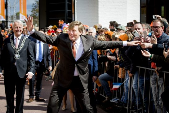 Dutch King Willem-Alexander ends guest-pilot role after 21 years