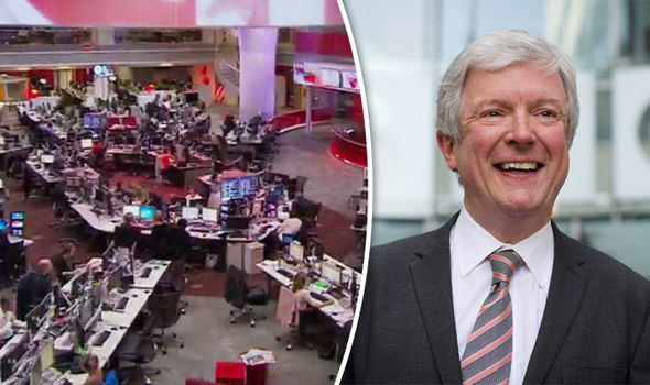 Anger as BBC journalists paid up to 40 per cent MORE than rivals