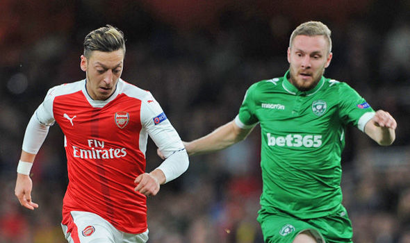 Ludogorets v Arsenal preview: TV times, team news, odds, stats and more