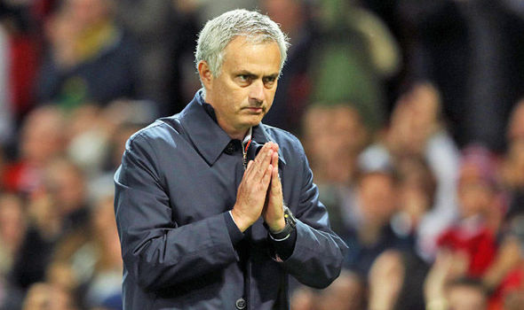 Manchester United boss Jose Mourinho: This is why I played a strong team