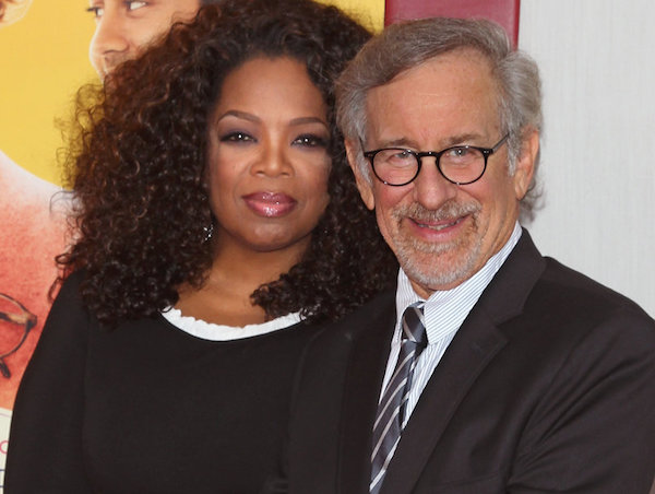 Spielberg supports Oprah Winfrey for US President 2020