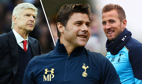 Mauricio Pochettino confirms Harry Kane is fit for the north London derby and could start