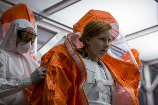 Oklahoma native receives Oscar nomination for 'Arrival'