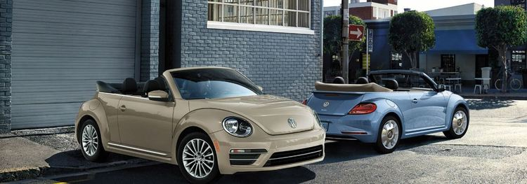 Volkswagen to stop producing the Beetle next year