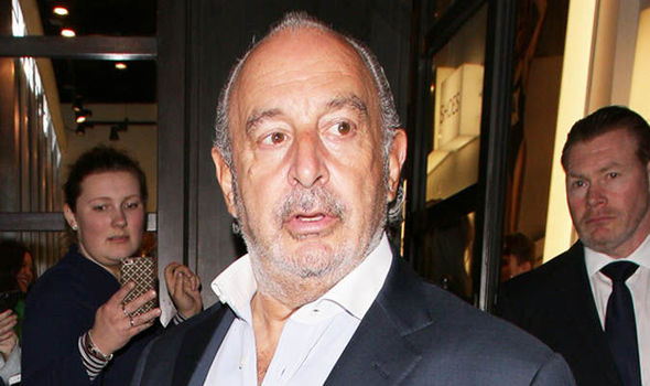 Court to decide if Sir Philip Green's assets could be seized following BHS demise