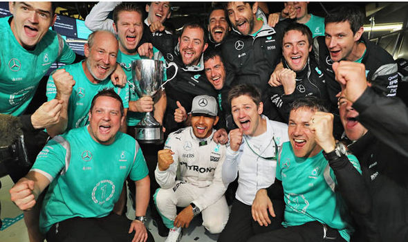 Lewis Hamilton fires warning shot to Nico Rosberg after maiden Brazil win: I'm on the hunt