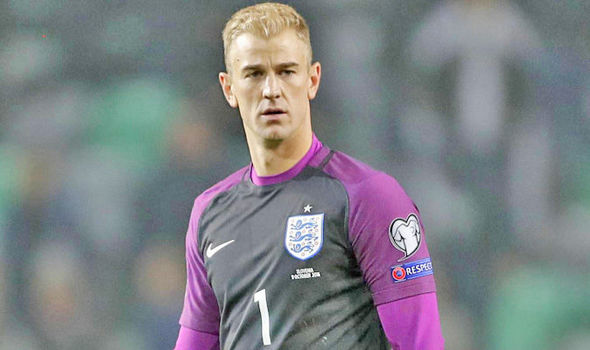 England star Joe Hart: This is how Gareth Southgate helped me to produce Slovenia heroics