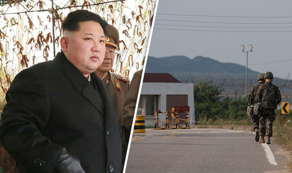 US citizen arrested at North Korea border for 'trying to defect' to Kim Jong-un's regime
