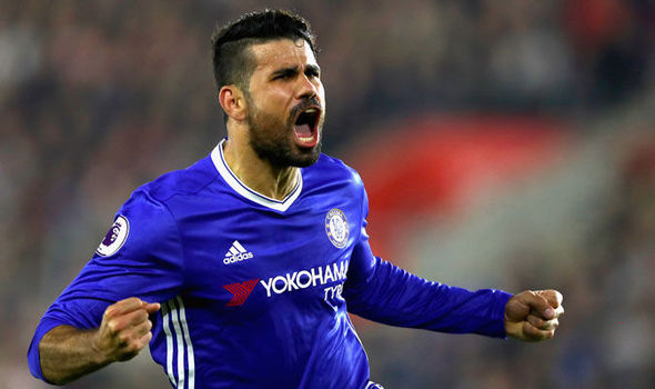 Antonio Conte: Chelsea don't need Romelu Lukaku because Diego Costa gives us this