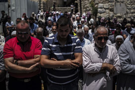 Islamic leaders call for boycott of Jerusalem holy site following new security measures