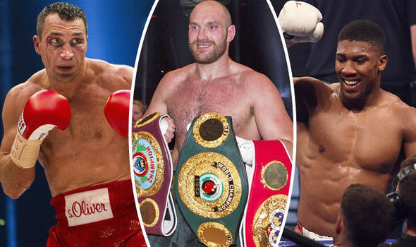 Tyson Fury to tell WBO: I'm ready to relinquish my heavyweight title