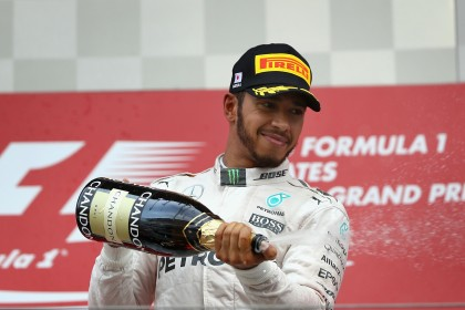 Hamilton slips up as Rosberg wins Japanese F1 Grand Prix