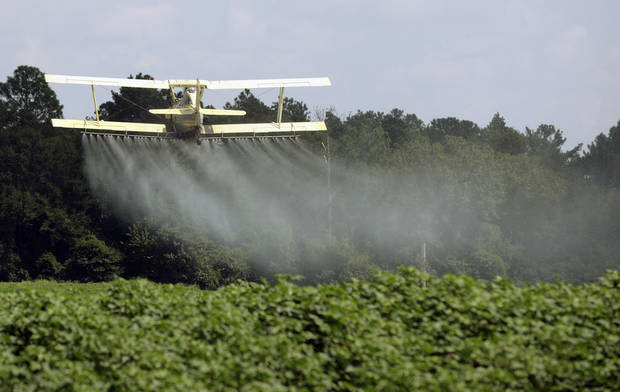 AP Exclusive: Pesticide maker tries to kill risk study