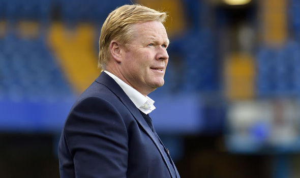 Everton boss Ronald Koeman: This is what I think about the Premier League title race