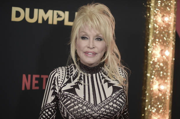 "Dolly Parton builds on film successes with 'Dumplin""song"